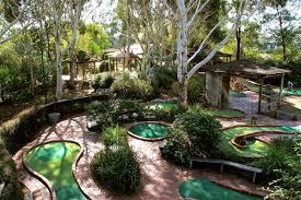 Geelong Botanic Gardens by Bellarine Adventure Golf Geelong