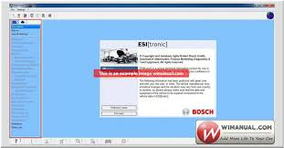 bosch spare parts catalog esi tronic v1 0 4 2016 new download