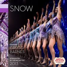 wardrobe wednesday snow the rockettes