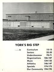 york high school yearbook york high school falcon yearbook yorktown va class of 1963