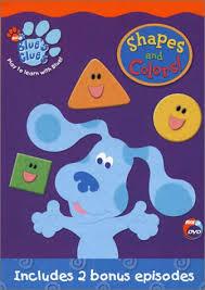 amazon blue u0027s clues shapes colors aleisha allen