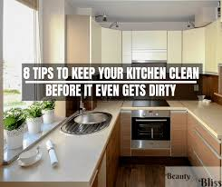 how to clean soiled kitchen cabinets 8 tips to keep your kitchen clean before it even gets