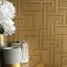 versace parvus greek key luxury metallic wallpaper black 96236 3