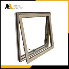 aohlong window company aluminum alloy basement awning window
