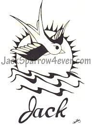 johnny depp tattoo finished by thepiratehobbit on deviantart