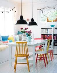 fascinating colorful dining room sets magnificent interior dining