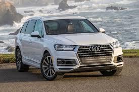 Audi Q7 Models - 2018 audi q7 pricing for sale edmunds