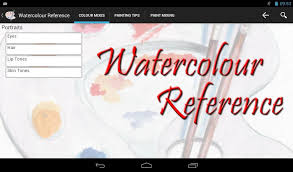watercolour reference android apps on google play