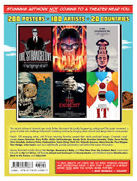 alternative movie posters ii more film art from the underground