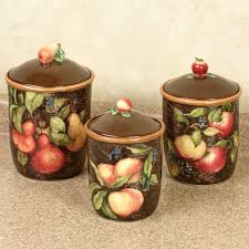 ceramic canister sets for kitchen kitchen canisters sets chargersteve