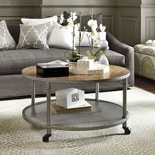 small decorative end tables industrial round coffee table with bottom shelf add small