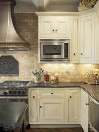 kitchen travertine backsplash travertine backsplash travertine subway backsplash tile idea