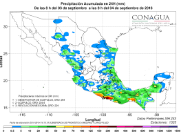 Map Of Western Mexico by Mexico U2013 Deadly Floods In Chiapas And Guerrero Hurricane Newton