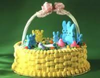 peeps easter basket easter marshmallow peeps recipes childfun