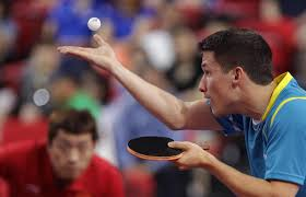 Table Tennis Doubles Rules The Laws Of Table Tennis The Service And The Return