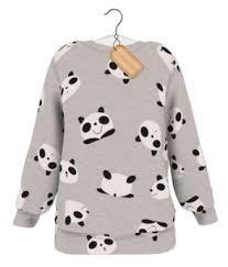 panda sweater second marketplace puddi puddi panda