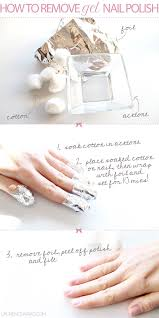 nail files how to remove gel polish at home lauren conrad