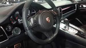 Porsche Panamera Interior - porsche panamera gts 2015 interior bogotá colombia youtube