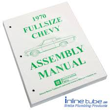 28 1966 impala assembly manual 99070 1966 bel air biscayne