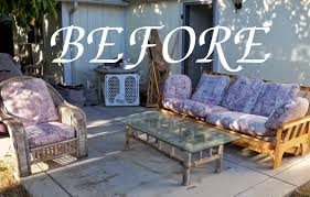 Buying A Couch Outdoor Oasis How To Turn A Futon Into A Porch Couch