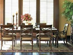 tommy bahama dining table tommy bahama dining chairs dining table round leather dining chairs