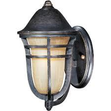 Outdoor Lighting Sale by Maxim Lighting Westport Vx 1 Light Artesian Bronze Outdoor Wall
