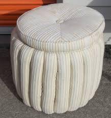 sofa upholstered ottoman fabric storage ottoman long ottoman