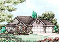French Country House Plans One Story Single Story French Country House Facade Pinterest Country