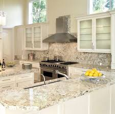 miami river gold granite kitchen traditional with latinum modern
