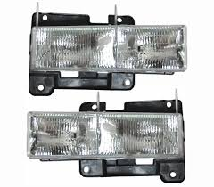 2000 chevy silverado tail light assembly chevy pickup headlights lens at monster auto parts