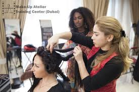 hairstyling classes makeup atelier center makeup course beauty school dubai