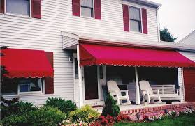 Canvas Awning Canvas Awnings Zephyr Awnings