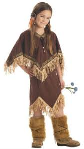 brown costume discount american indian girl costume dresses for sale