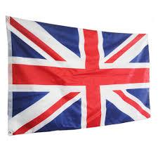 3x5 Foot Flag Oriflamme 90x150mm Union Jack Flag United Kingdom Wave Polyester