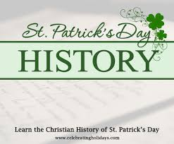 coloring page cute st patricks history day for kids coloring