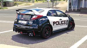 honda car png scpd 2016 honda civic type r back by xboxgamer969 on deviantart