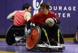 Wheelchair Rugby Chairs For Sale Rugby On Wheelchairs Is Still Plenty Rugged Startribune Com