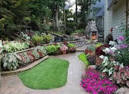 Backyard Flower Bed Ideas Backyard Ideas Garden Flower Bed Design Ideas If You Want To
