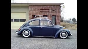 blue volkswagen beetle 1970 lowering a vw beetle final episode youtube