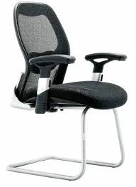 Stylish Swivel Office Chair Without Wheels Popular Desk Chairs