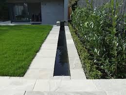 modern garden with water feature google search gardens