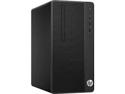 pc bureau avec ssd hp 290 g1 microtower pc hp middle east