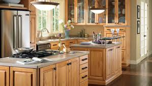 blakely maple palomino glaze by thomasville cabinetry kitchen