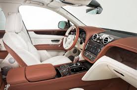 bentley suv 2015 interior bentley bentayga officially announced first suv model in