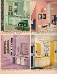 1960s Interior Design Bird Bathroom Decor Home Interior Design