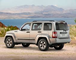silver jeep liberty 2008 2008 jeep liberty information and photos zombiedrive