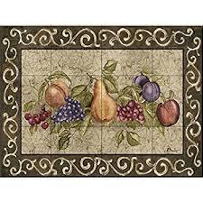 murals for kitchen backsplash ceramic tile mural fruit bouquet i by corrado pila kitchen