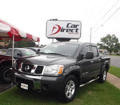 nissan titan bed extender 2007 nissan titan le crew cab 4x4 carfax certified bed liner