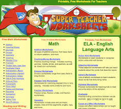 super teacher worksheets 4th grade great teacher 2017