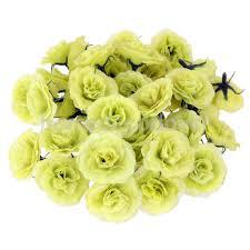 wedding flowers bulk buy silk flower heads bulk and get free shipping on aliexpress